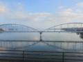 琵琶湖南岸(滋賀県)