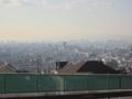 生駒なるかわ谷コースからの大阪平野(大阪府)