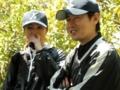 練習 in習志野中央公園
