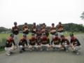 6連勝☆ in手賀の丘公園野球場