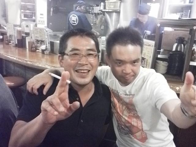 宇戸選手&高橋友選手
