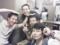 山口選手&宇戸選手&小俣選手&菅原選手・宇戸選手の髪型の角刈りポ