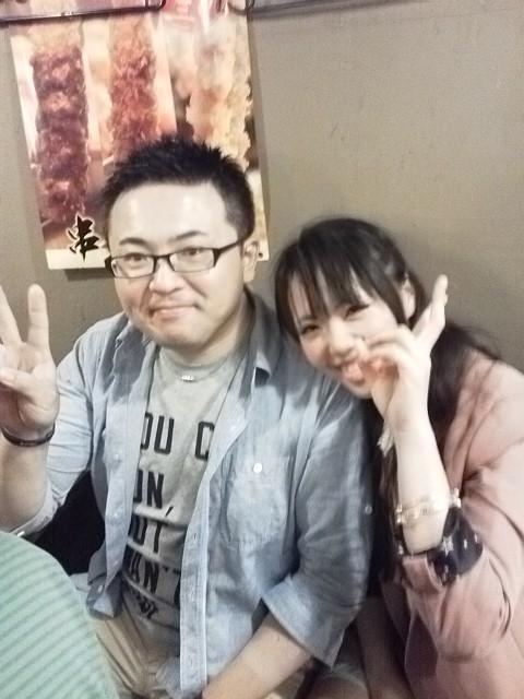 道下選手&浅野マネ