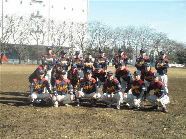 2013年度紅白戦 in新十余二野球場