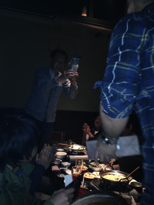 最年長組からの特別賞!金子選手
