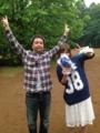 SB第3位の高橋選手と浅野マネ友人