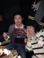 2年連続MVPの宮木主将&宮木マネ