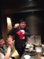 新人賞の須田選手