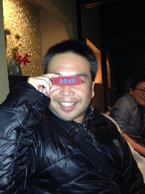MMP賞の高橋選手