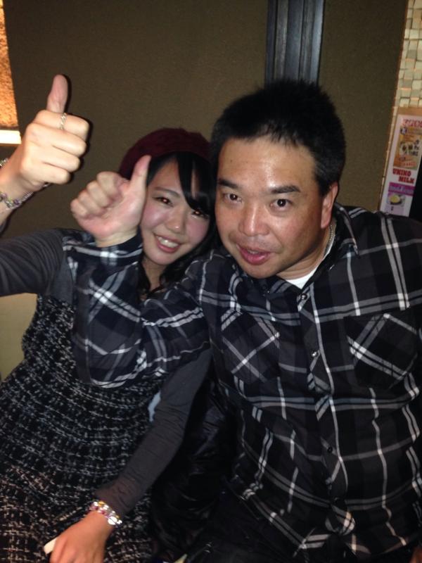 浅野マネ&高橋選手