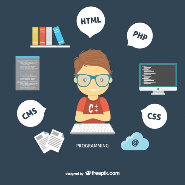 いろんなプログラミング言語とエンジニア