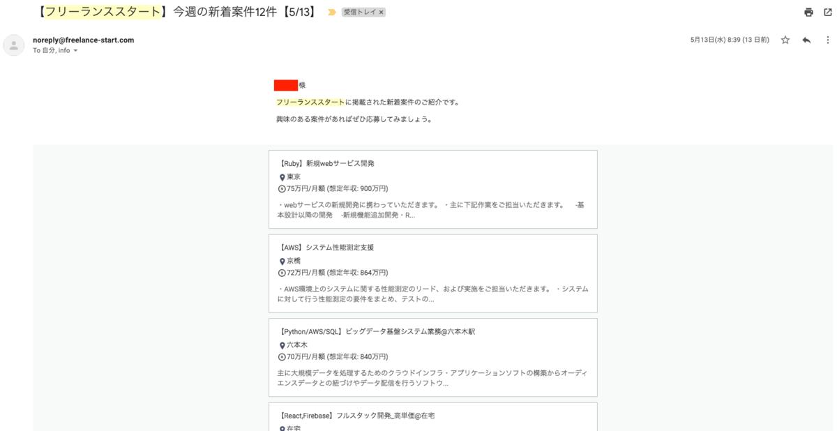 実際の案件メール2