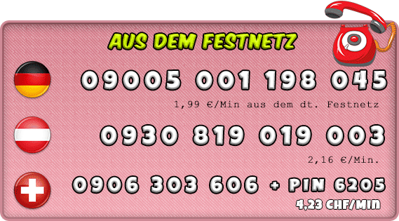 Telefonsex Oma Festnetz Nummern