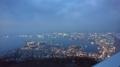 昨年11月、北海道函館にて