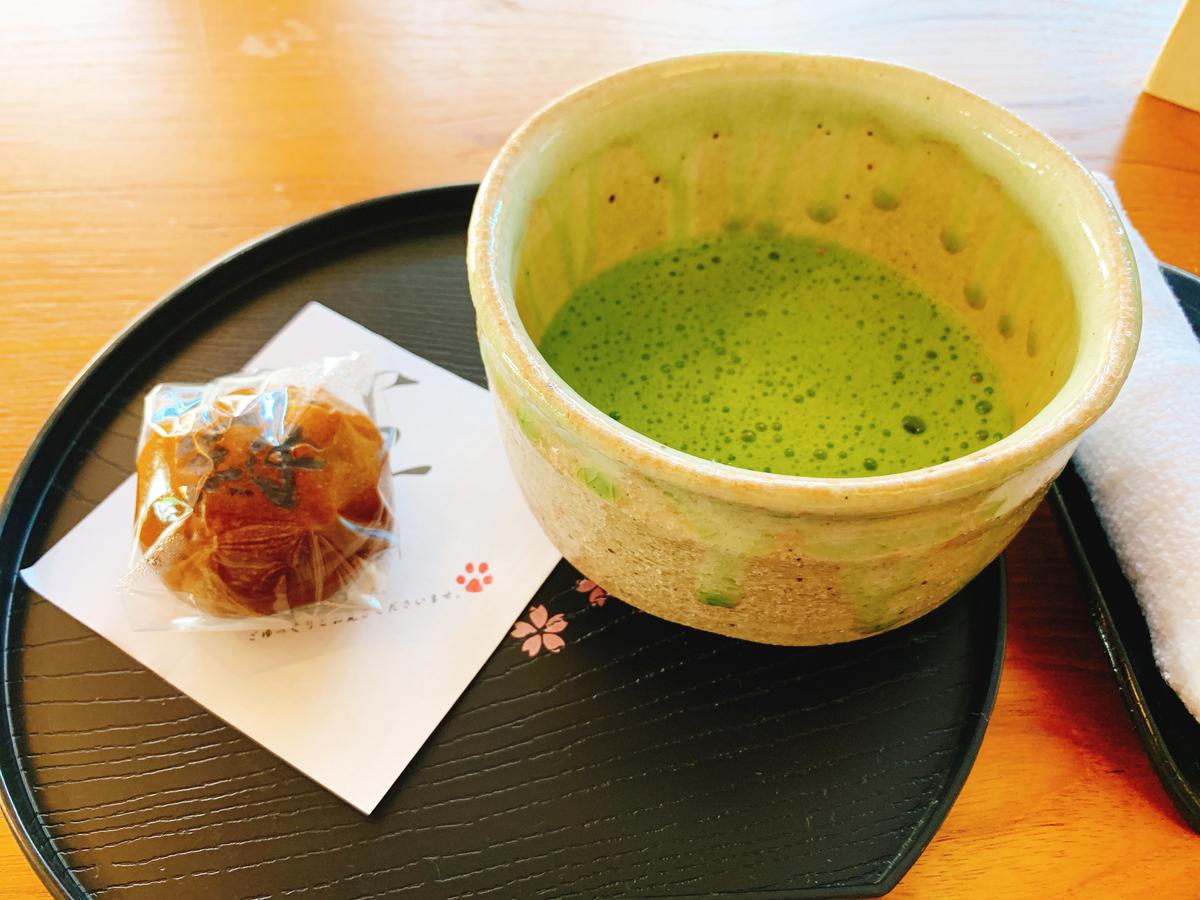 お茶菓子画像