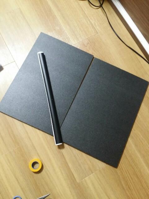 黒板の作り方