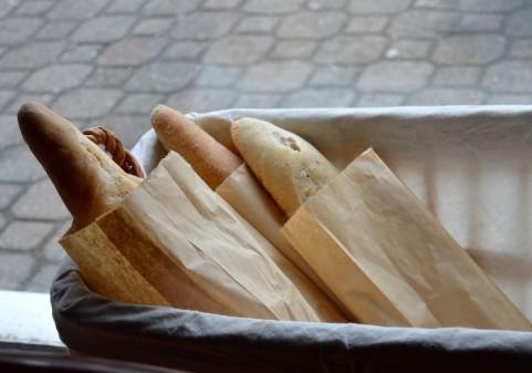 ホットケーキミックスで作るパン