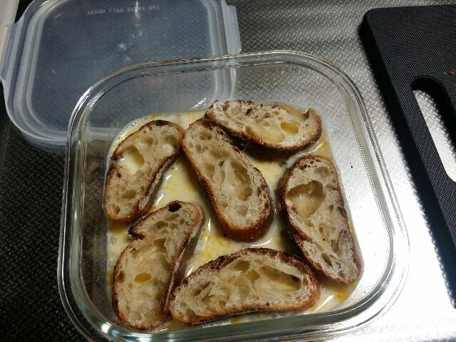 自宅で簡単フレンチトーストレシピ