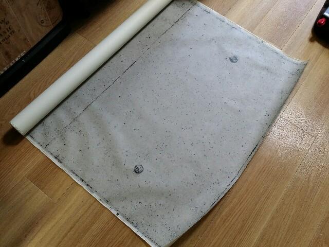 壁紙屋本舗のコンクリート壁紙