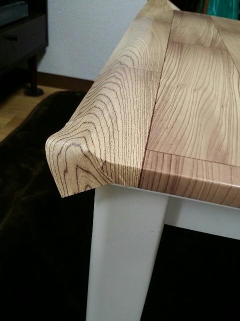 テーブルリフォーム