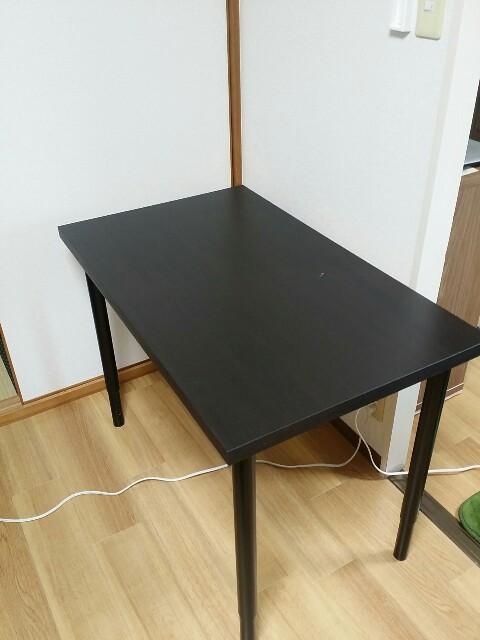 IKEA組み立てテーブル