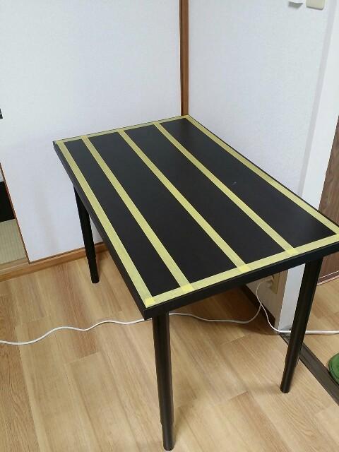IKEAをマステでリメイクする方法