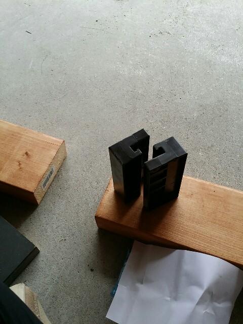 ラブリコの木材を繋ぎ合わせるジョイント部品