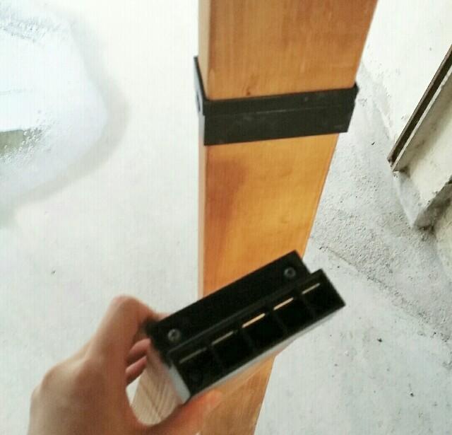 ラブリコで木材をジョイントで繋げる方法