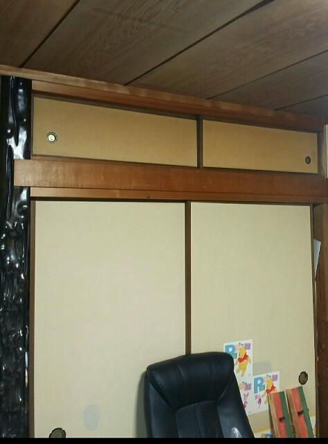 和室のふすまDIY