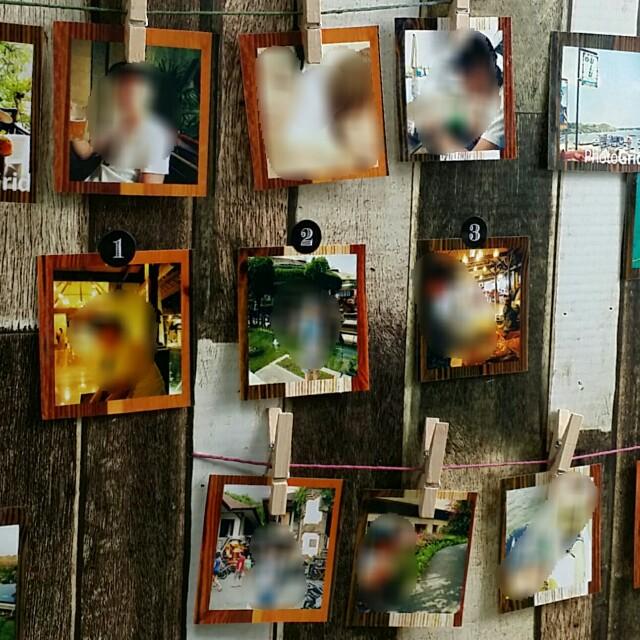写真の飾り方とデコり方