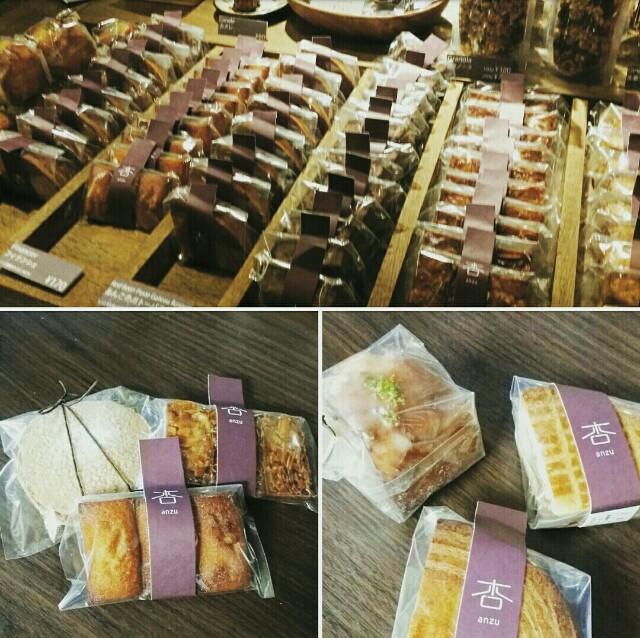 杏anzuの焼き菓子