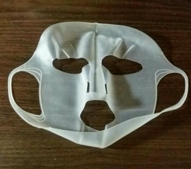 シリコーン潤いマスク