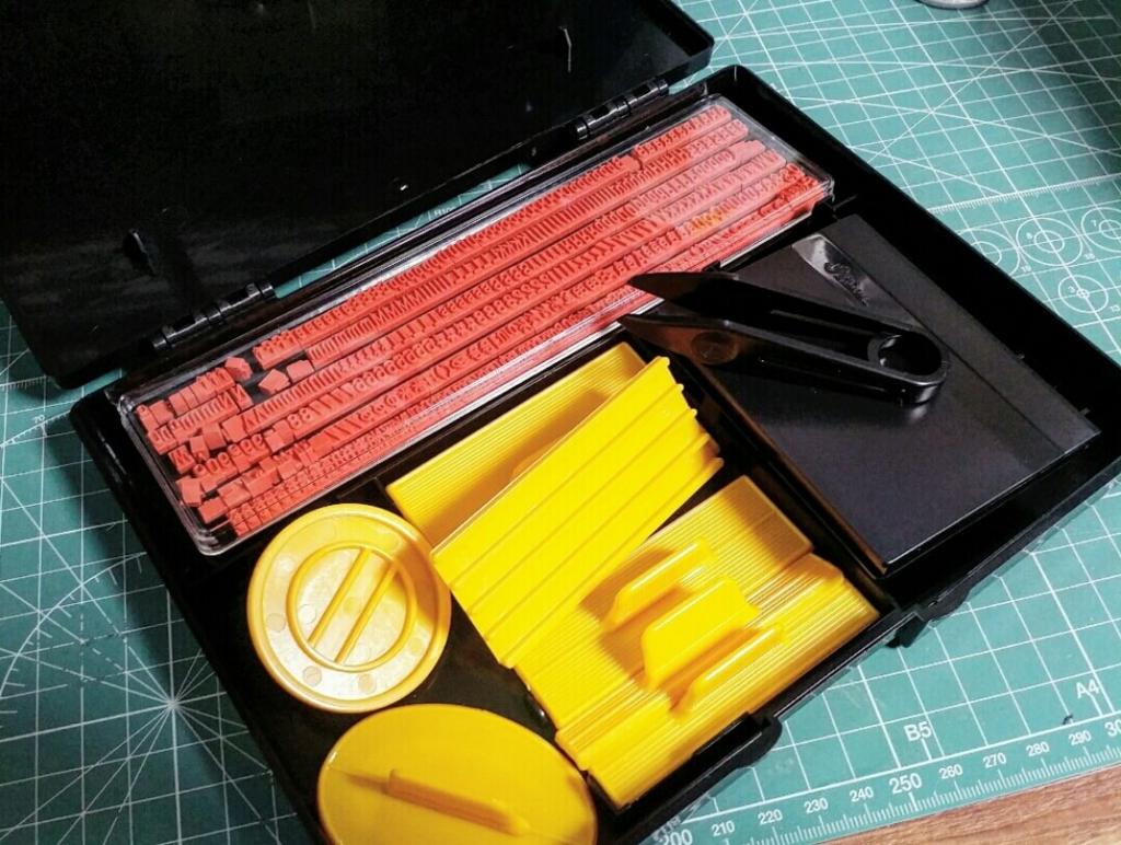 手作りスタンプ作成キット