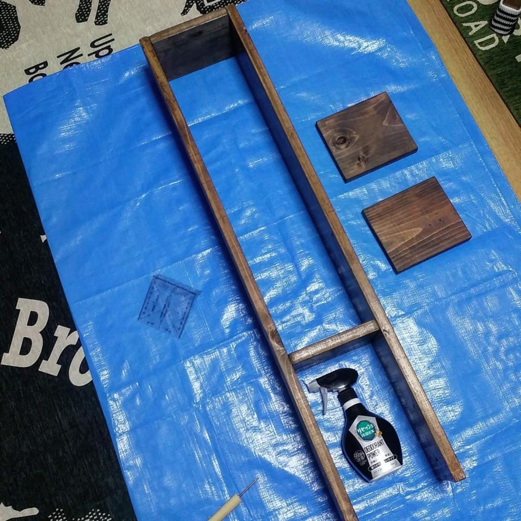 SPF材で収納棚をdiyする方法