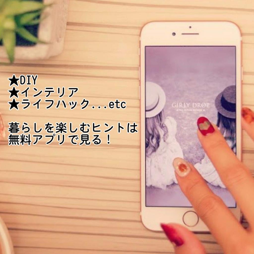 スマホとスマホアプリの紹介写真