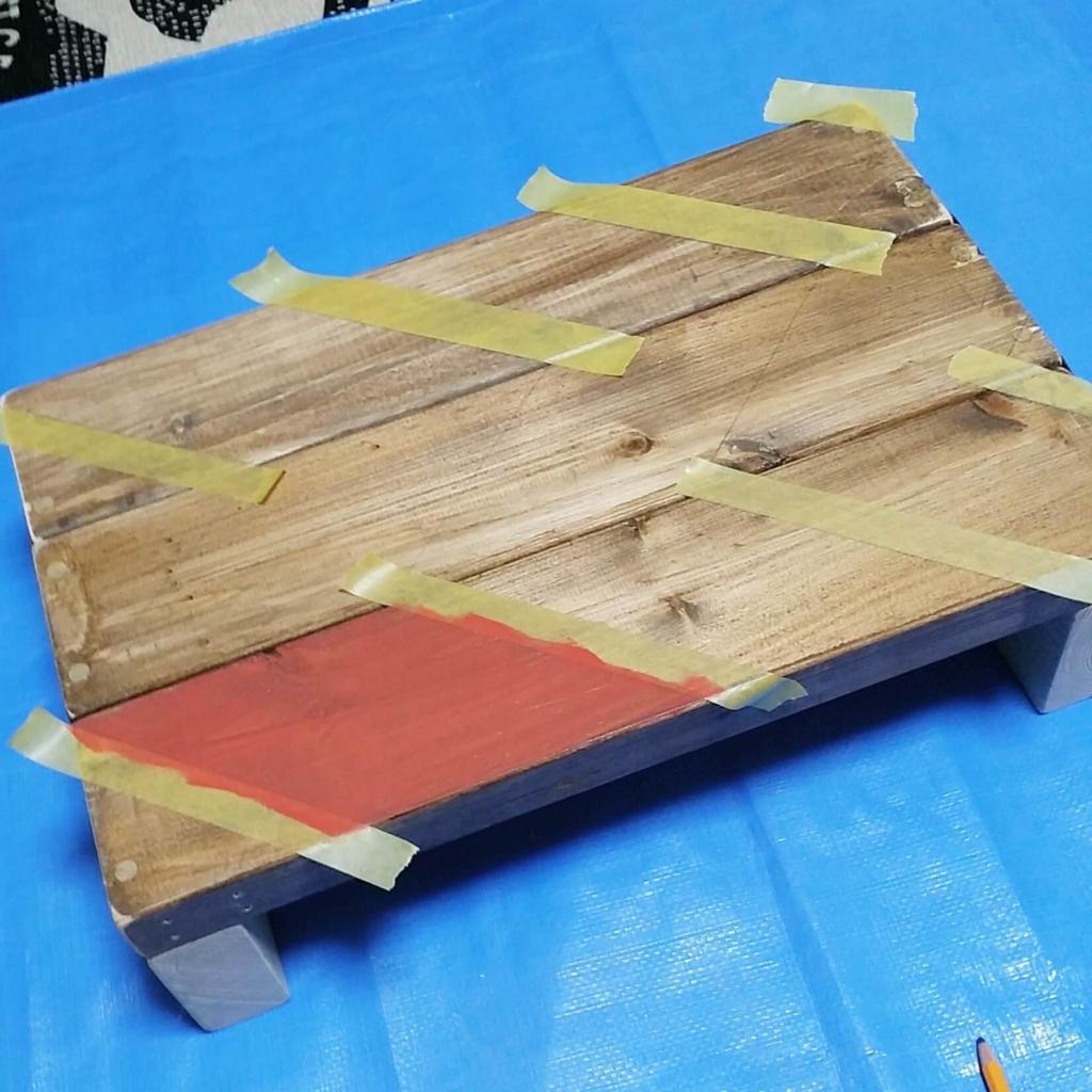 セリアの水性塗料で綺麗に塗装する方法