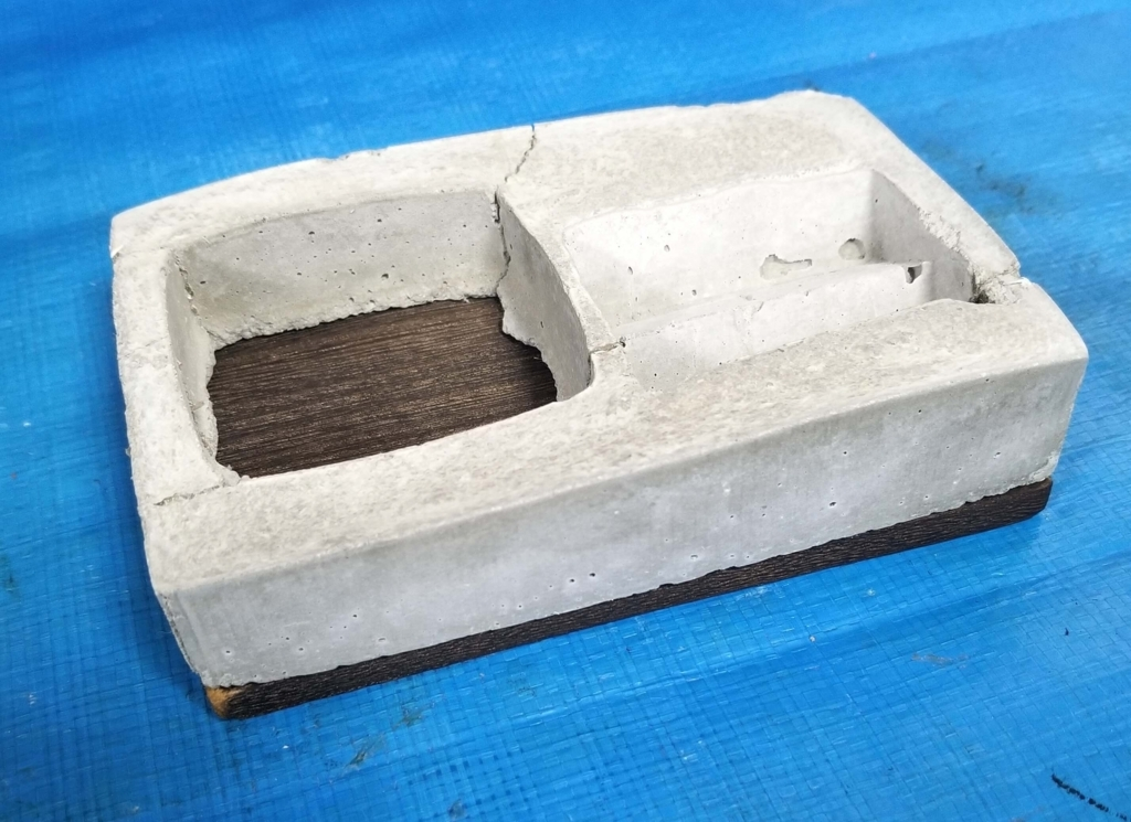 セメントで作るモルタルDIY