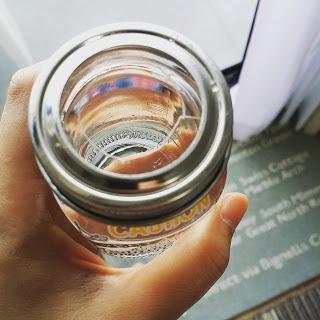 水耕栽培の瓶