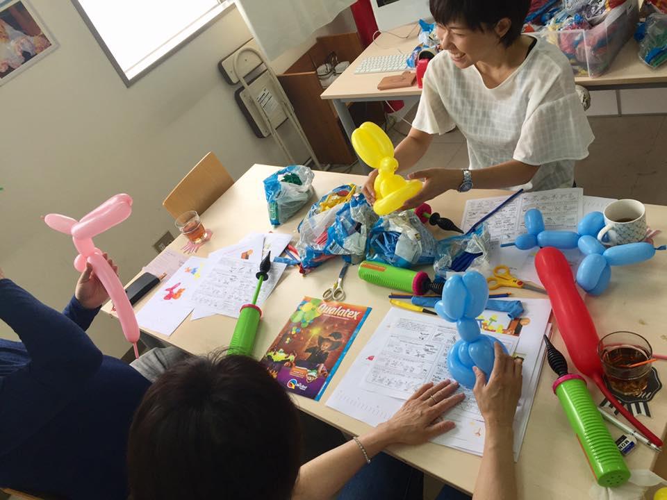 バルーン教室