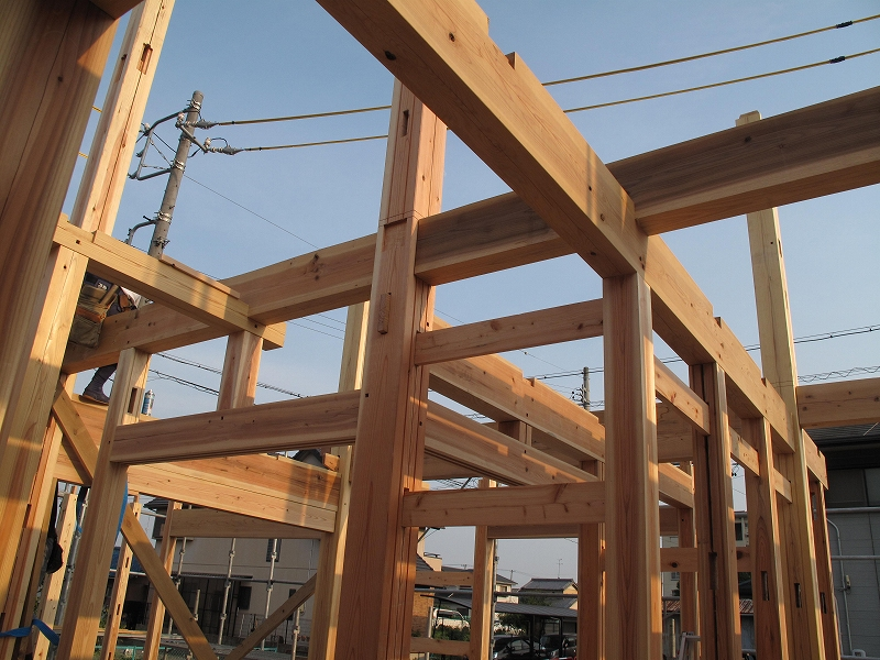 erection of framing_4