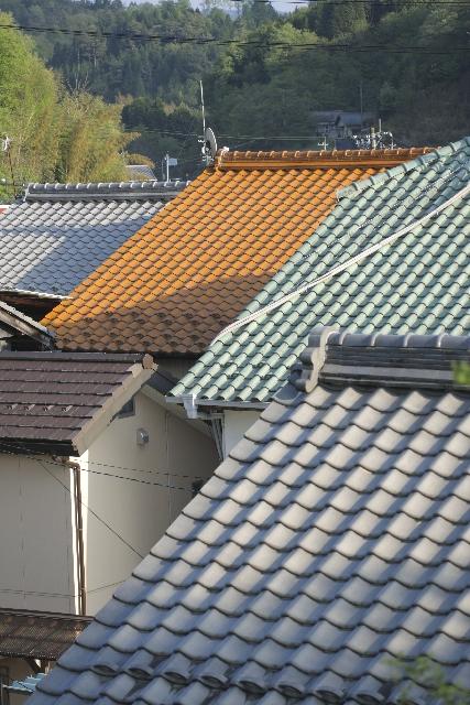 roof tile variation