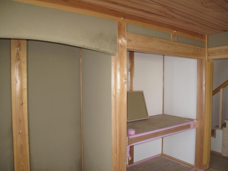 wall-Japanese-style-room
