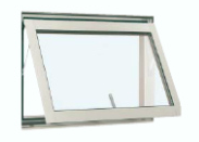 Horizontal-outward-projecting-window