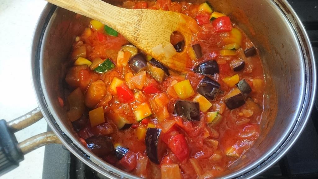 ラタトゥイユ ラタトゥイユの作り方 夏野菜レシピ