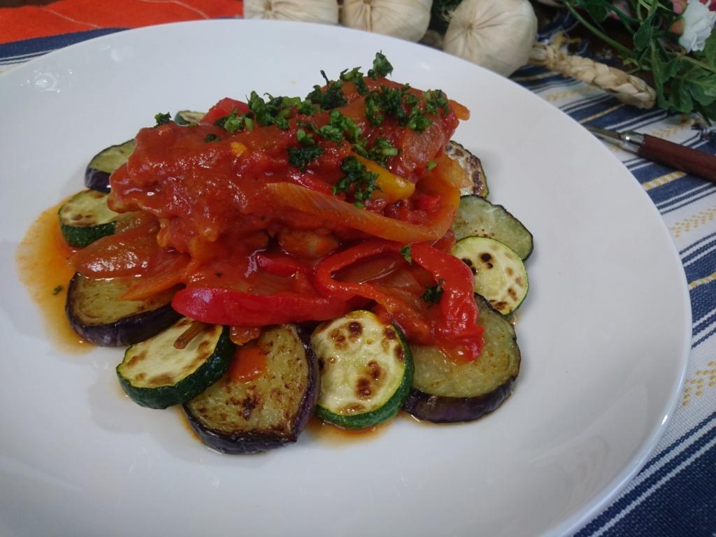 トマト煮込み