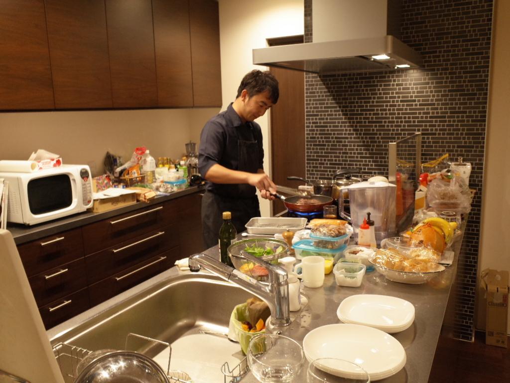 出張料理 出張料理人
