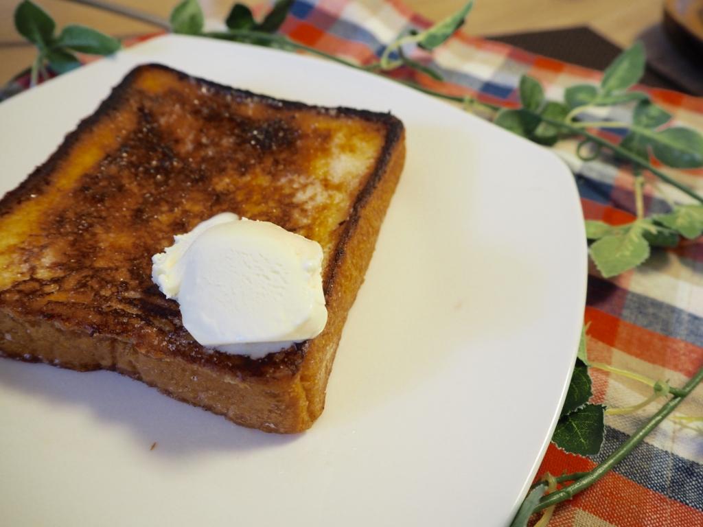 フレンチトースト フレンチトースト作り方