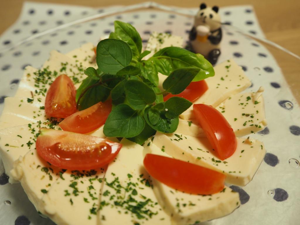 豆腐ピクルス 豆腐アレンジ 豆腐レシピ