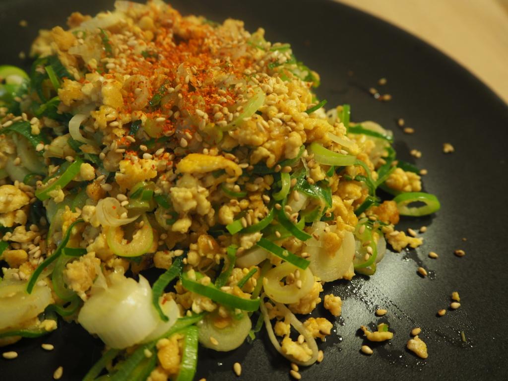 冷凍豆腐 なんちゃってチャーハン 豆腐レシピ