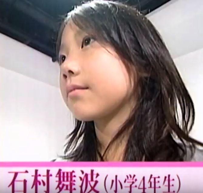 石村舞波(2002.6/30~2005.10/2) - 午後2時に始まる高石北斎の野望